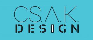 CSAK Design logo