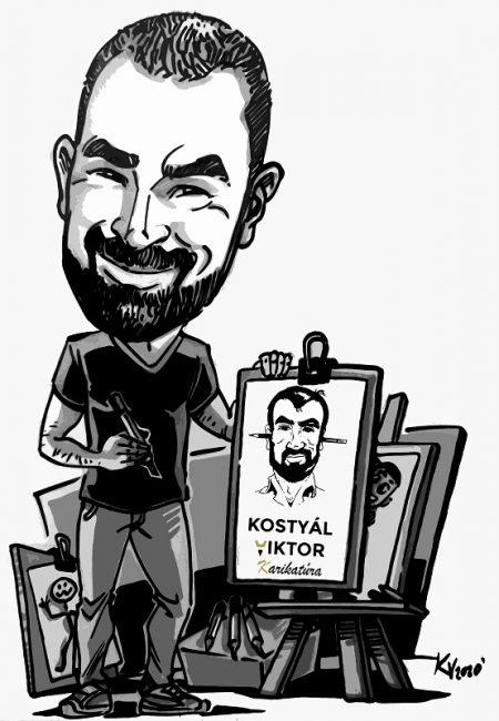 Kostyál Viktor
